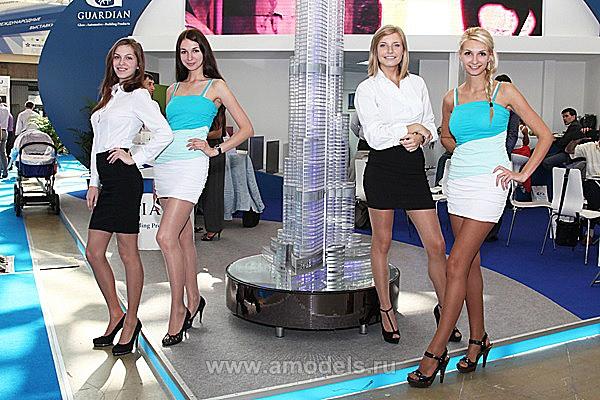 Девушек для работы на выставке портфолио моделей парней